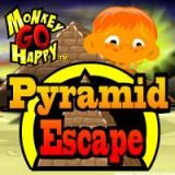 קוף עצוב שמח פירמידות