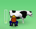 לחלוב פרות
