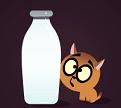 חלב לחתול