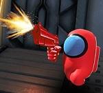 אמונג אס יריות- משחק חדש