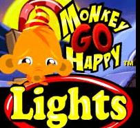 קוף עצוב שמח אורות