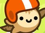 לבעוט בקוף