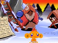 משחק קוף עצוב קוף שמח חדש עם שלבים וחדרים חדשים , נראה אם תצליחו להגיע לסוף המשחק