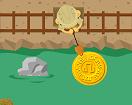שולה מטבעות הכסף חוזר , משחק שני כמו שולה הזהב שבמקום זהב שולים מטבעות של כסף