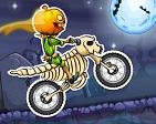 אופנוע אקסטרים 5 מפחיד- משחק חדש