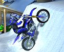 משחק מירוץ אופנועים מטורף בשלג , שימו ניטרו כדי לעלות על גבהות מהר יותר , משחק פעלולים עם אופנועי מוטוקרוס עם ניטרו מטורף , משחק מעולה עם גראפיקה טובה