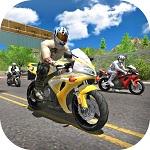 מירוץ אופנועים אמיתי