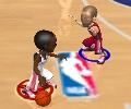 משחק כדורסל אדיר של nba אנ בי איי , בחרו קבוצת אנ בי איי  ותתחילו להתחרות במשחק כדורסל חזק נגד המחשב או נגד חבר