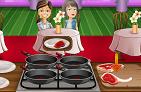 בואו לנהל מסעדה במהירות , להכין אוכל ללקוחות שלכם , ולעבור שלבים ומשימות