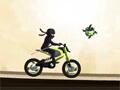נינג'ה על אופנוע