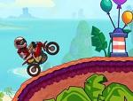 אופנוע אקסטרים- משחק חדש