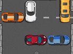 משחק בו עליכם להוציא את המכונית מהחניה , היא תקועה ואתם צריכים להזיז מכוניות אחרות כדי להוציא אותה מהחניה