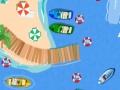 בואו לשחק במשחק חניית סירות , קחו סירה מגניבה והחנו אותה במקומות המסומנים