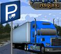 בואו להחנות משאית ענקית כבדה ומאוד גדולה , נראה אתכם עוברים שלבים