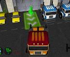 להחנות משאית