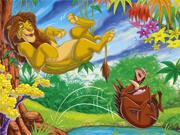 פאזל מלך האריות