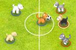 כדורגל חיות