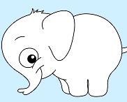 משחקי צביעה אונליין של חיות
