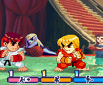משחק סטריט פייטר עם לוחמים קטנים וחמודים , המון קסמים , לחימה מכות וכיף , אפשר נגד המחשב ואחד נגד השני