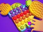 משחק פופ איט תלת מימדי אונליין ! דחפו את הבועות לפוצץ בכדי לעבור שלבים והפעם בתלת מימד עם צורות יפות ונדירות
