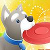 בואו לשחק פריסבי עם הכלב ולהרוויח נקודות , לחצו למעלה על full view ואז תוכלו לראות איפה הכלב שלכם נמצא בצד ימין , זרקו את הפריסבי לפי הכוח של העכבר, נסו לאסוף דברים בדרך ולא לפספס את הכלב