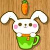 ארנב אוכל גזר