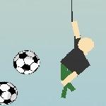 כדורגל בובות חוטים