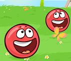 משחק חדש של הכדור האדום , גירסא 2 למשחק כדור אדום 4 . ווליום 2 ולכן זוהי גירסא 4.2 , חייב לציין כי זאת גירסא ממש מגניבה , שוב עם היצורים הריבועים הרעים שצריך לקפוץ עליהם