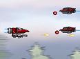 חללית אדומה