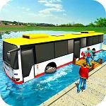 אוטובוס במים