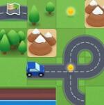 תיקון כבישים - משחק חדש