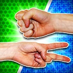 מי לא מכיר את המשחק אבן נייר ומספריים? קבלו את המשחק בגרסת האונליין שלו עם אפשרות לשחק מול חברה או חברה, בהצלחה!