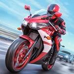 אופנועים בכביש מהיר