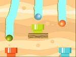 ממש כמו שם המשחק מה שאתם צריכים לעשות זה בעצם לחפור מסלולים ככה שכל כדור בצבע מסוים יגיע לצינור בצבע שלו. כשתתקדמו בשלבים תגלו שזה לא כל כך פשוט...