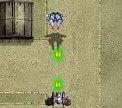 משחק מגניב עם חללית מגניבה,  עוברים שלבים , לוקחים בונוסים יריות מגנים ועוד