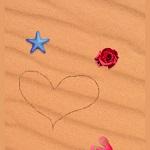 ציור על חול
