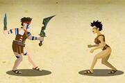 משחק מגניב של גלדיאטורים ומלחמות כמו חרבות וסנדלים , כמעט ויותר טוב מחרבות וסנדלים משחק מעולה שווה לשחק