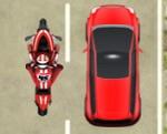 אופנוע נגד תנועה- משחק חדש