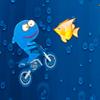 כריש באופניים