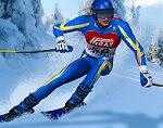 סקי במהירות