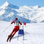 סימולטור סקי- משחק חדש