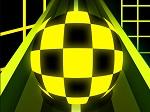 כדור מתגלגל 3D