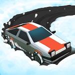לאסוף קצת שלג במכונית אמנם נשמע קל, אבל לא כשהכל רטוב ומחליק והדרך היחידה שלכם לנסוע היא בדריפטים.
