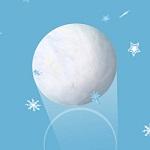 הקפצת כדור שלג