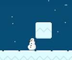 בואו נראה כמה מהירים אתם , בואו להציל את איש השלג מקוביות הקרח שנופלות , טפסו כמה שיותר גבוה ושרדו כמה שיותר זמן