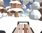 סימולטור מזחלת שלג