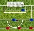 משחק של כדורגל שולחן מגניב