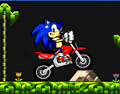 סוניק באופנוע