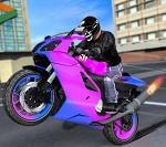 משחק אופנועי ספורט