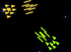 משחק space1.io חלל1.יו נגד שחקנים מכל העולם , משחק חלליות נגד אנשים , בואו וצרו לעצמכם צי של חלליות מגניבות והלחמו באנשים אחרים מכל העולם